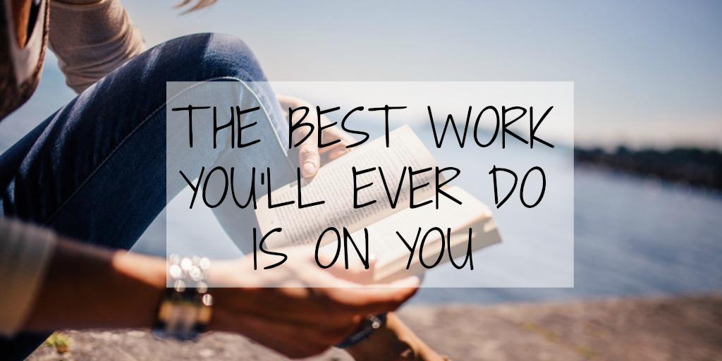 The best work you will every do, is on you!   #entrepreneurship #workfromhome  ==> https://goo.gl/pKGX9c <==pic.twitter.com/ViLgav4c2f