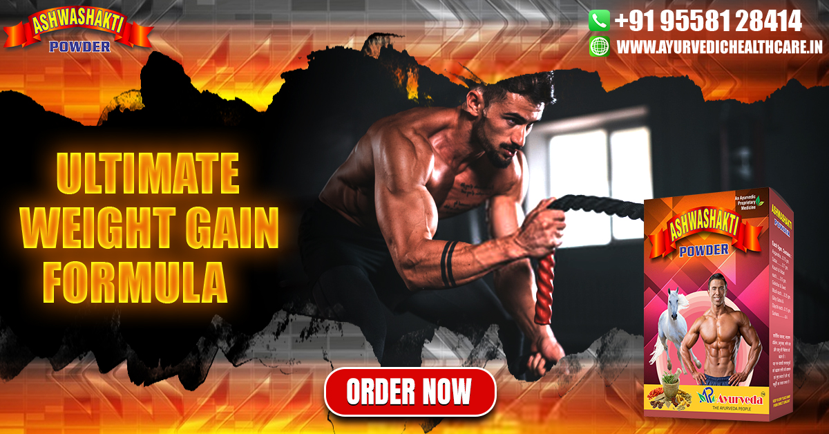 @AshwashaktiP is a weight gain powder for males. It is a specially formulated Ayurvedic supplement for bodybuilding and energy-boosting. http://bit.ly/2V8ozz4 #weightgain #weightloss #fitness #gym #apetamin #gainweight #musclebuilding #apetaminpills #apetaminsyrup #musclegainpic.twitter.com/JUHwhLBjGc