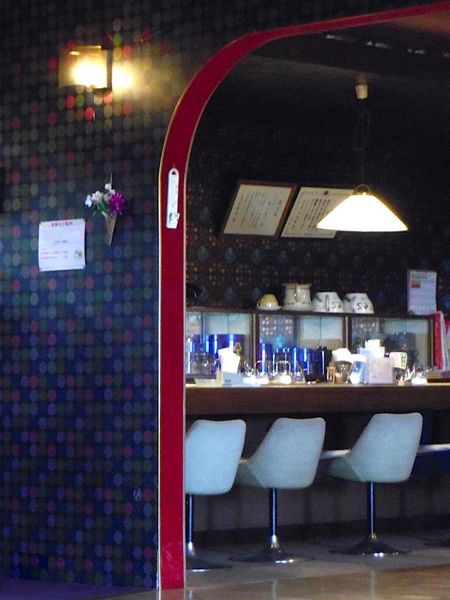 COFFEE ROOM トライアングル(仮) #昭和スポット巡り