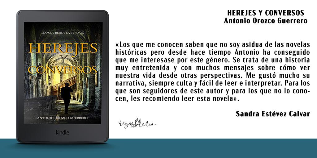 HEREJES Y CONVERSOS de @AOrozcoGuerrero    «Una novela sobre la búsqueda de la verdad y la intolerancia religiosa.» #Amazon  #literatura  #RecomiendoLeer  #LeerEsMiPlan #LeerEsVivir #queleer  #amoleer  #Kindle