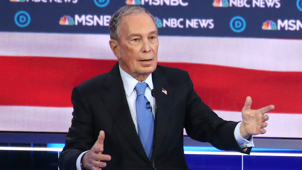 Poll: Bloomberg stalls after Vegas debate | TheHill