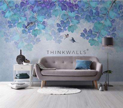The Blues - Floral Wallpapers from THINKWALLS.  . #architecture #architecturelovers #amazingarchitecture #architecturedesign #creativearchitecture #unlimitedcities #art_dailydose #art_viral #artfollow #artlovers #wallpaper  #wallpapers  #branding #floralwallpaper #floralpic.twitter.com/QX6oGrsAOq
