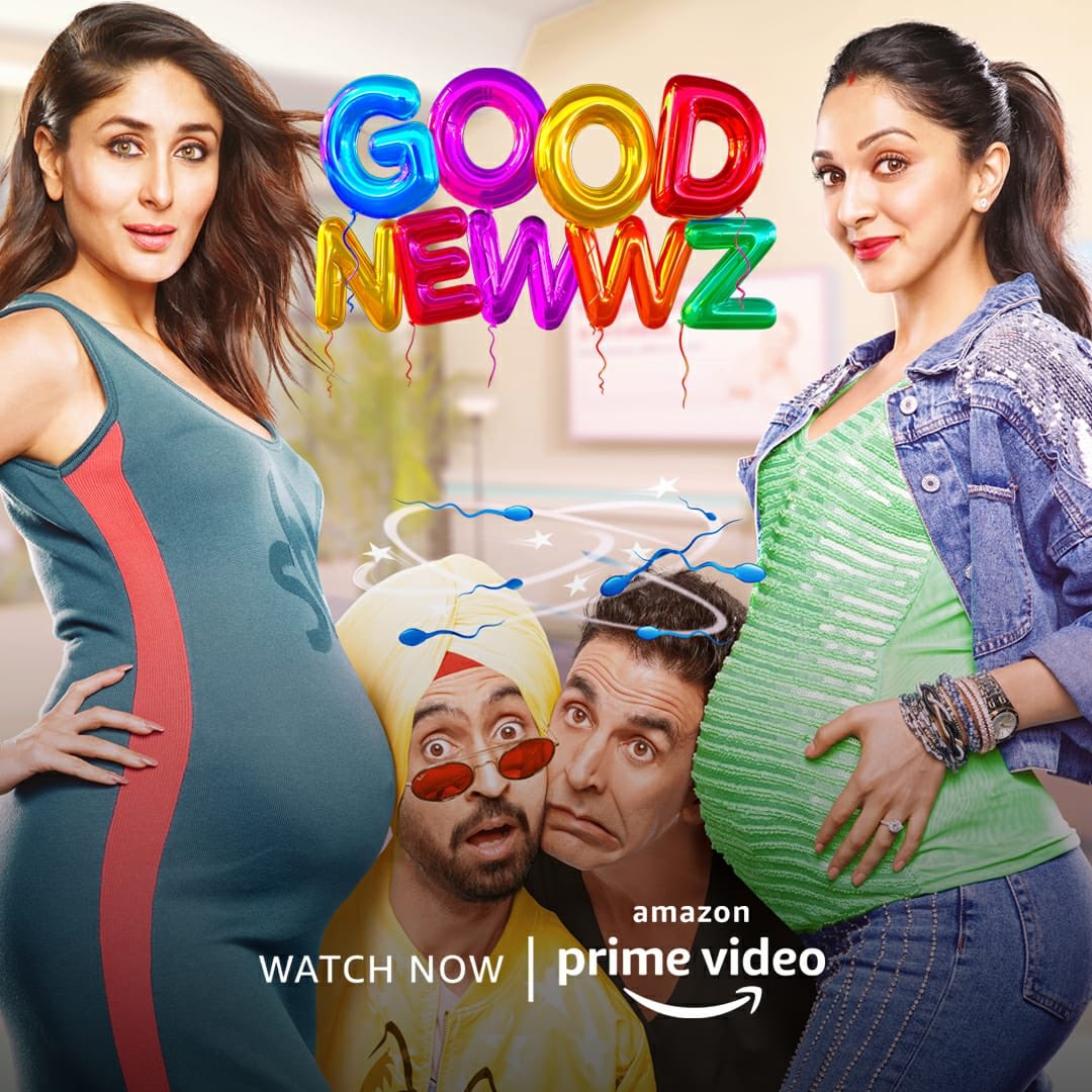 Prime Video: Good Newwz