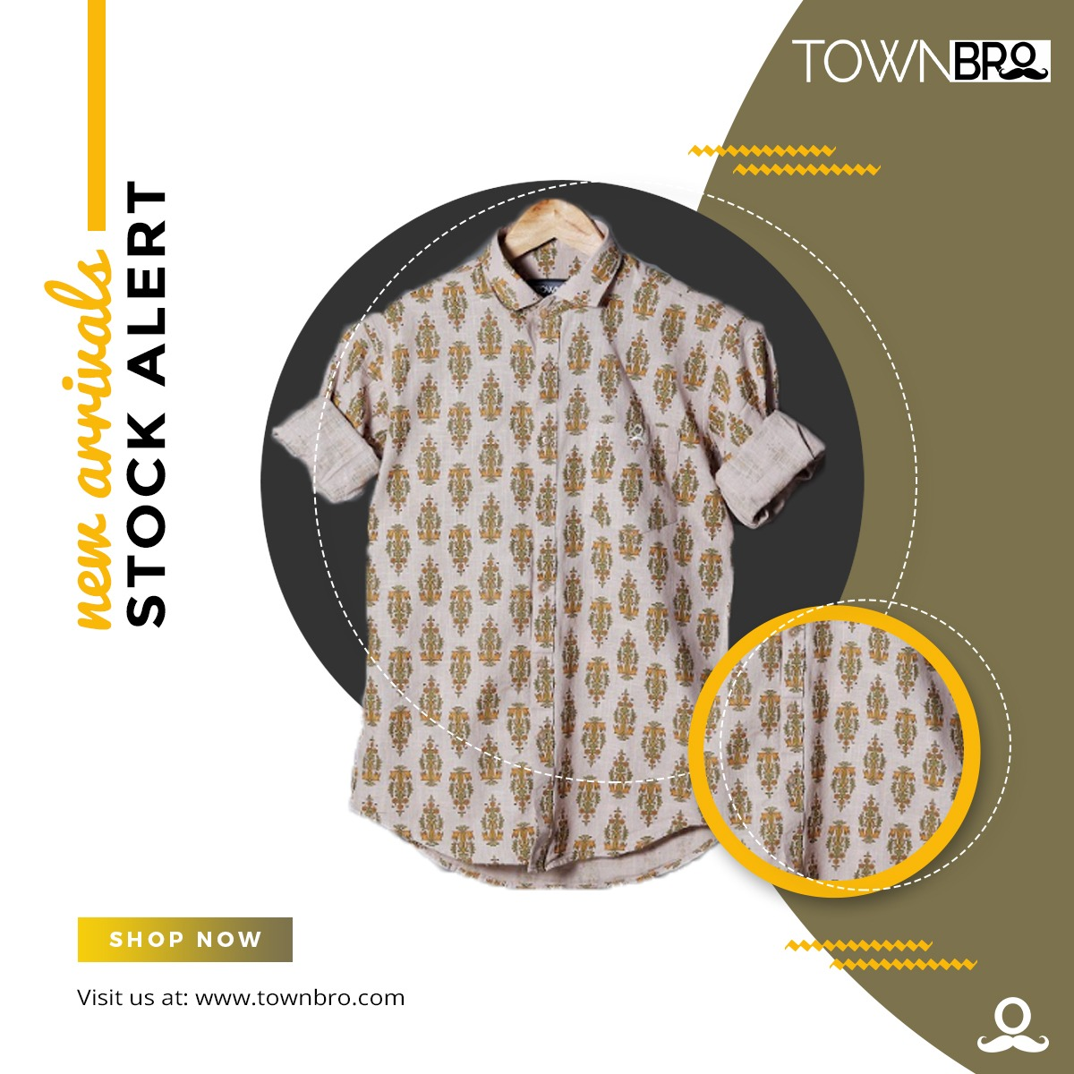 #NewStockAlert You don't need to be a rocket scientist to understand how exciting this vibrant shirt is! Shop this at: http://bit.ly/townbro223  #printedshirts #newstockalert #stockalert #mensfashion #indianfashion #townbro #trendingnow #GetTheLook #Instastyle #streetstyle #shirtspic.twitter.com/XmCgWZelC3