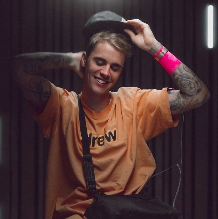 #Seasons has been a real blessing for us all. i want to thank you, Justin, for allowing us to see through your world and trust us enough to let us see the real you. it was an amazing journey, and i can't wait to spend the rest of it with you. cheers to #Changes ❤️ @justinbieber