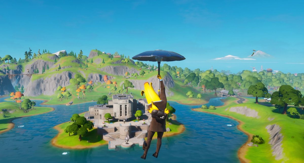 Fortnite's wonderfully weird personality is back in latest season - The Verge