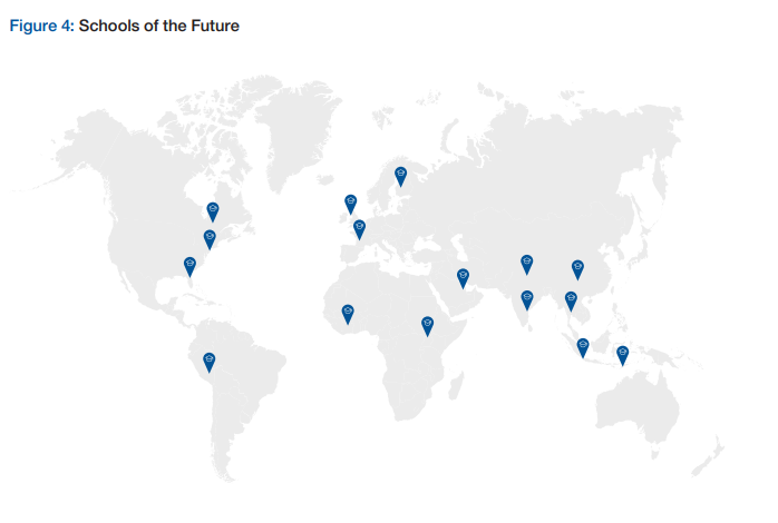5 lessons from the Schools of the Future report | World Economic Forum