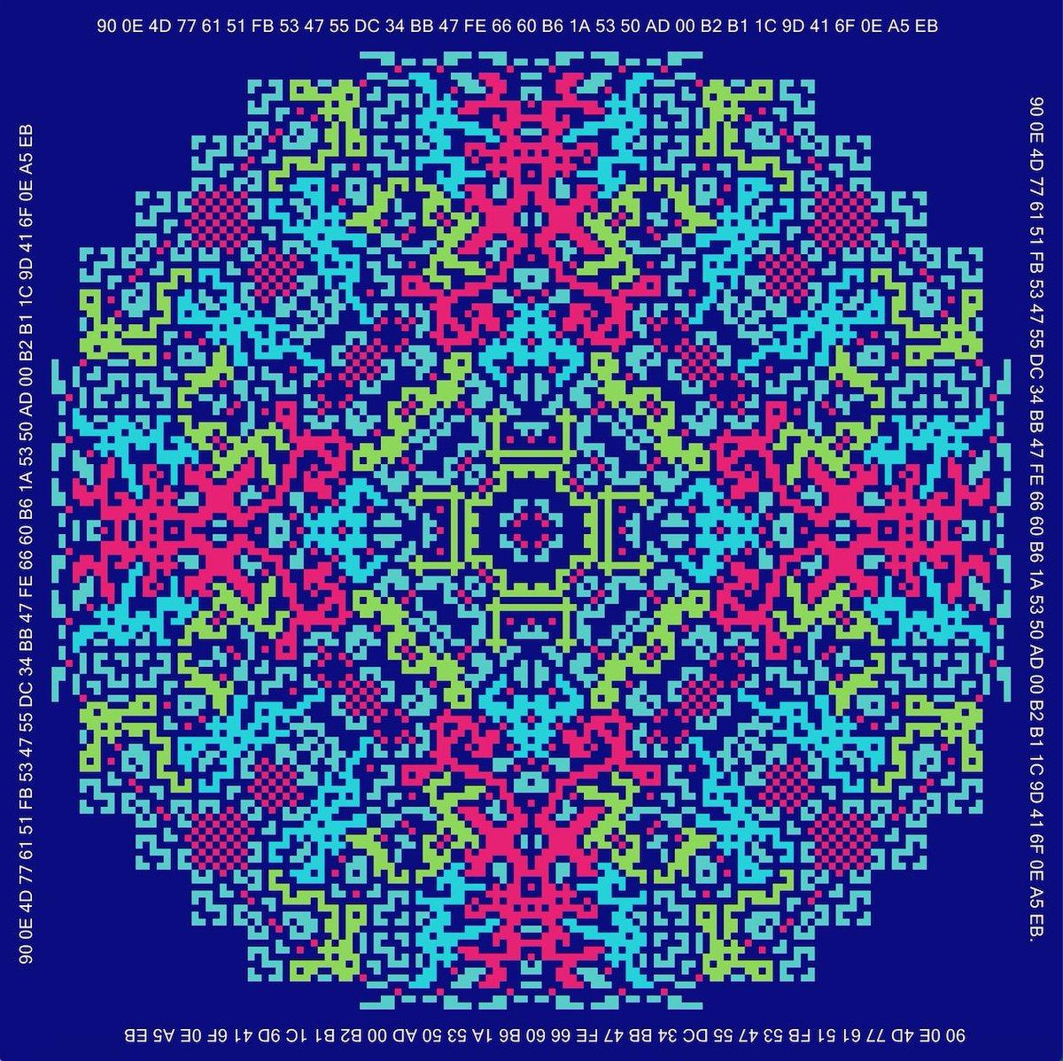Happy home! Happy me! Happy year!  #generative #creative #art #mandala #concept #opticalart #ornament #visualart #contemporary #experimentalart #interiordesign #cool #society6 #meditation #style #design #decoration #wallart #pattern