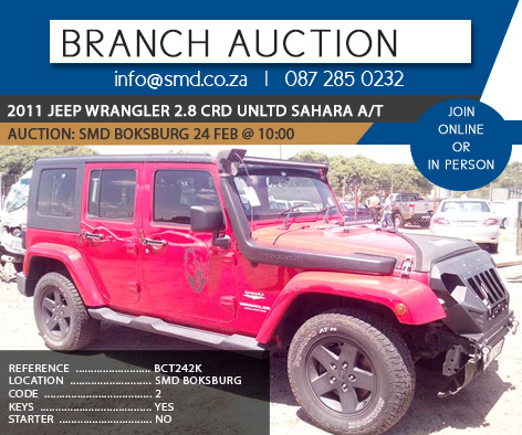 180 cars on auction Monday 24 February @ 10am - at SMD Boksburg come view today at SMD Boksburg #smdloveit #cheapcars #accidentvehicles #boksburg