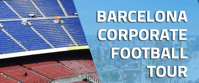 Secure your spot for the Barcelona Corporate Football Tour!  🗓JUNE 8-9, 2020  ✔️Sports Marketing Masterclasses ✔️Visit to FC Barcelona ✔️Visit to RCD Espanyol ✔️Visit to Mediapro ✔️Exclusive Networking Dinner ✔️Certificate   ⚽️🏟#sportsbiz   Info here 👉