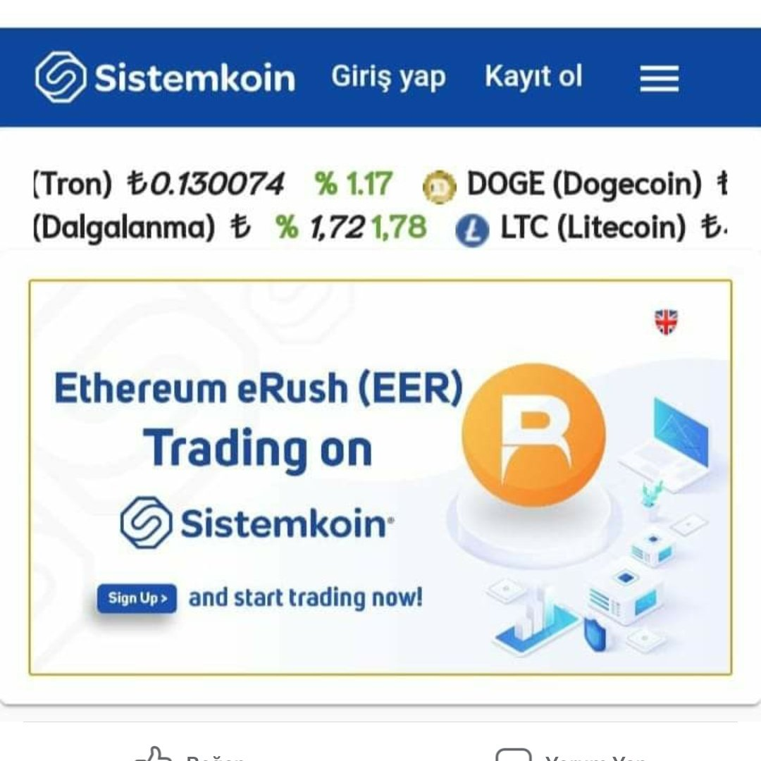 https://sistemkoin.com/trade/EER_BTC   #blockchaintechnology #coinbase #bitcointrading #investor #binaryoptions #mining #cryptoworld #trade  #exchange #forextrading #finance #success #cryptomining #stocks #cryptoinvestor #forexsignals #altcoins  #bitcoinexchange #cryptotrader #cryptoexchangepic.twitter.com/kJutwyReOA