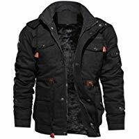 Toodii Men's Winter Cashmere Thickened Pocket Cotton Coat Outwear Breathable Coat https://ift.tt/391u8mMpic.twitter.com/DbGAwMp4oS