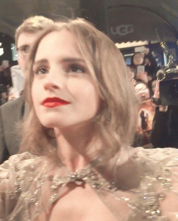 エマワトソン、最高美しいになっておるハーマイオニーから女神になったんか??