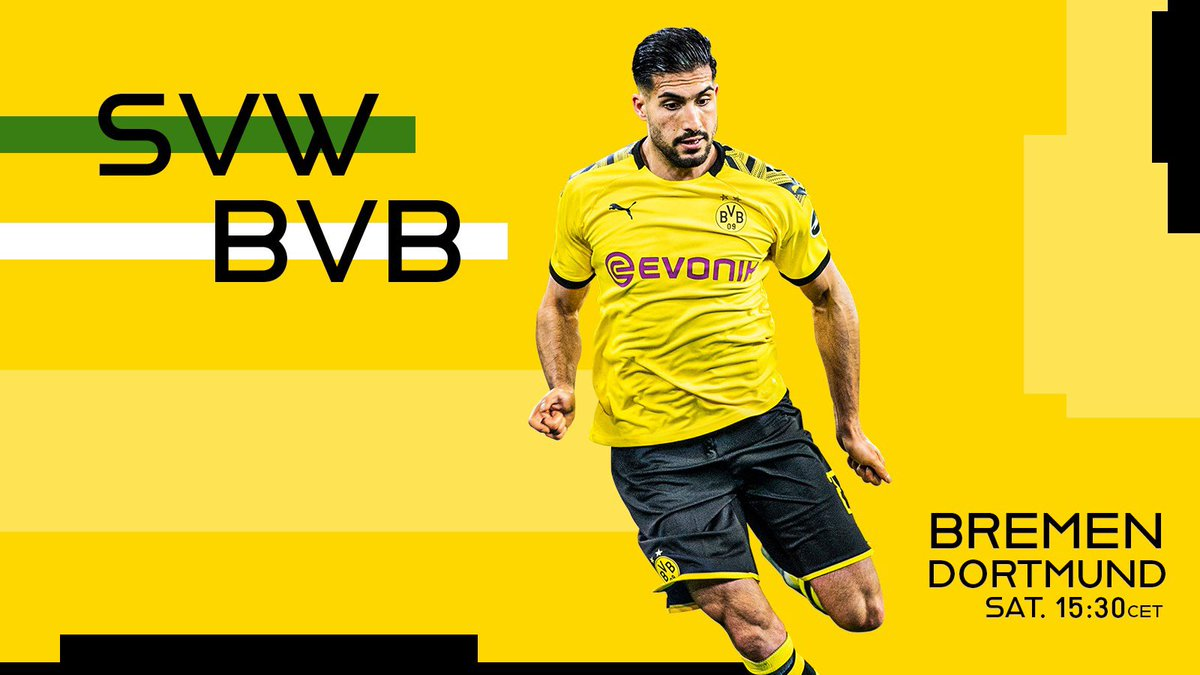 Matchday! @BVB #EC27 #weCan