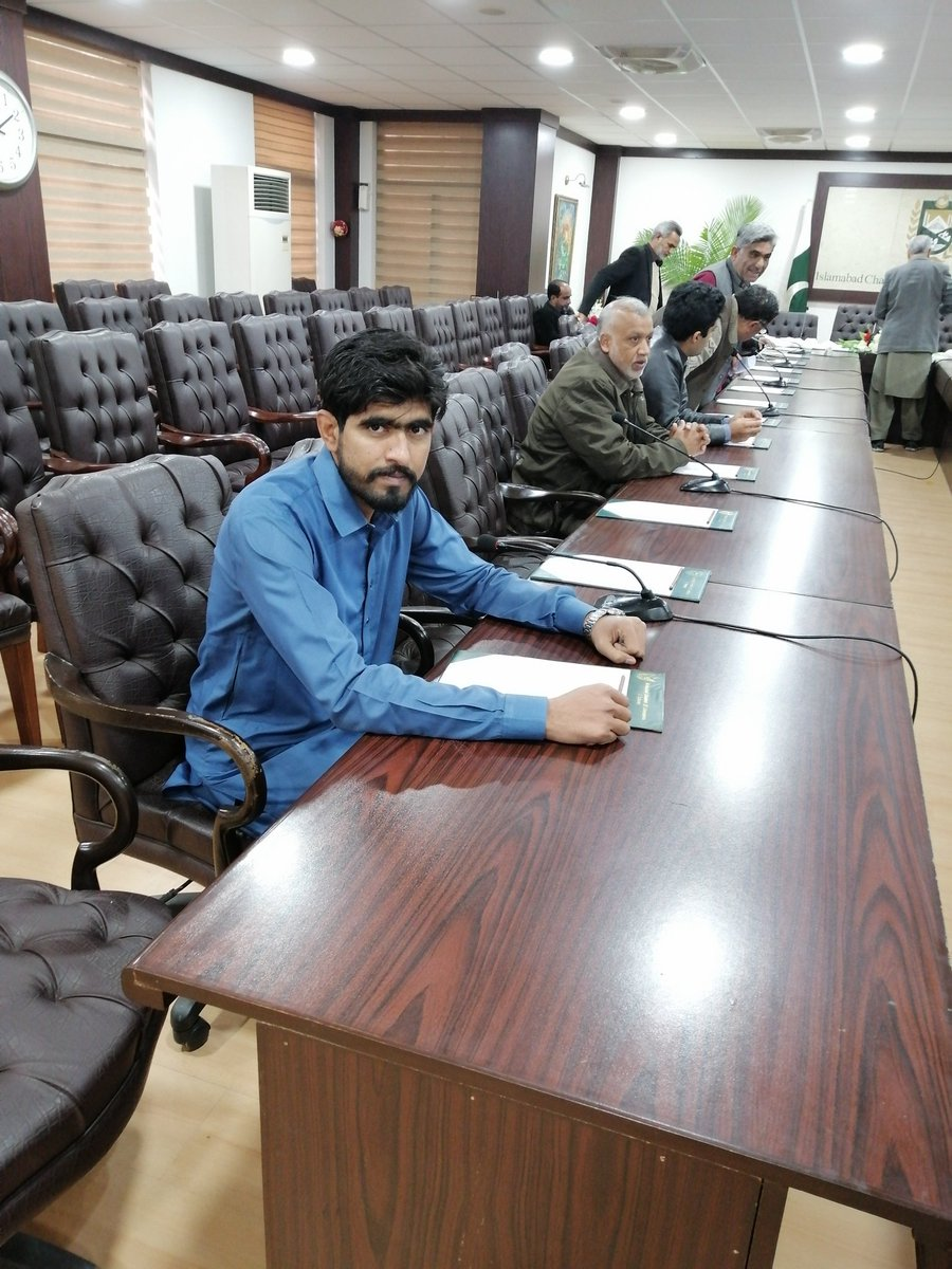 Chamber of commerce and industry Meting members E11/2 markaz pic.twitter.com/IWg6HyoHR2