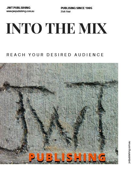 #JWTPublishing Since 1995 - 25th Year. #Publishing #Media #Digital  #NimbinMix + #HempAustralia  #EvansHeadMix + #NorthCoastMix #REALMix + @MMAsiaMix #MMAsiaMix #MonthlyMagazines #Books #Journals #StoryTelling #History #Aboriginal #Heritage #Culture #Food #EthicalPublishing