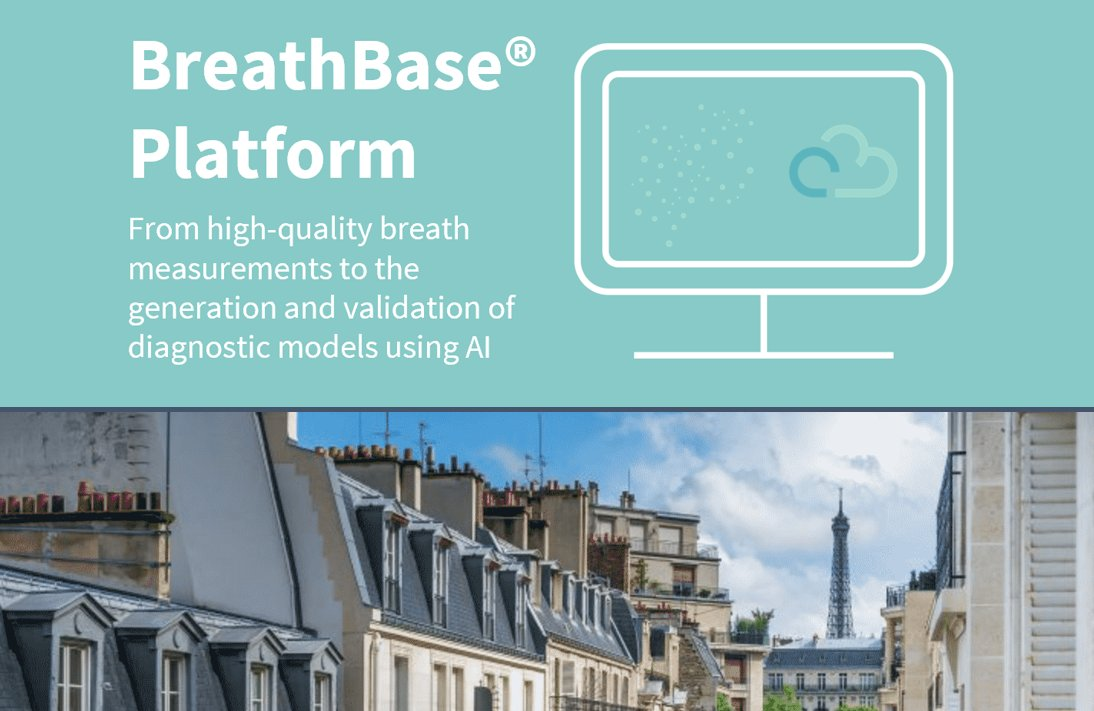 Breathomix has a great start in 2020, with rapid developments and a fast growing number of #scientific collaborations in Europe and overseas! This week we were in #Paris to train #research groups on how to perform #BreathAnalysis using the #BreathBase Solution. #JustBreathepic.twitter.com/EzNGkHiAwR
