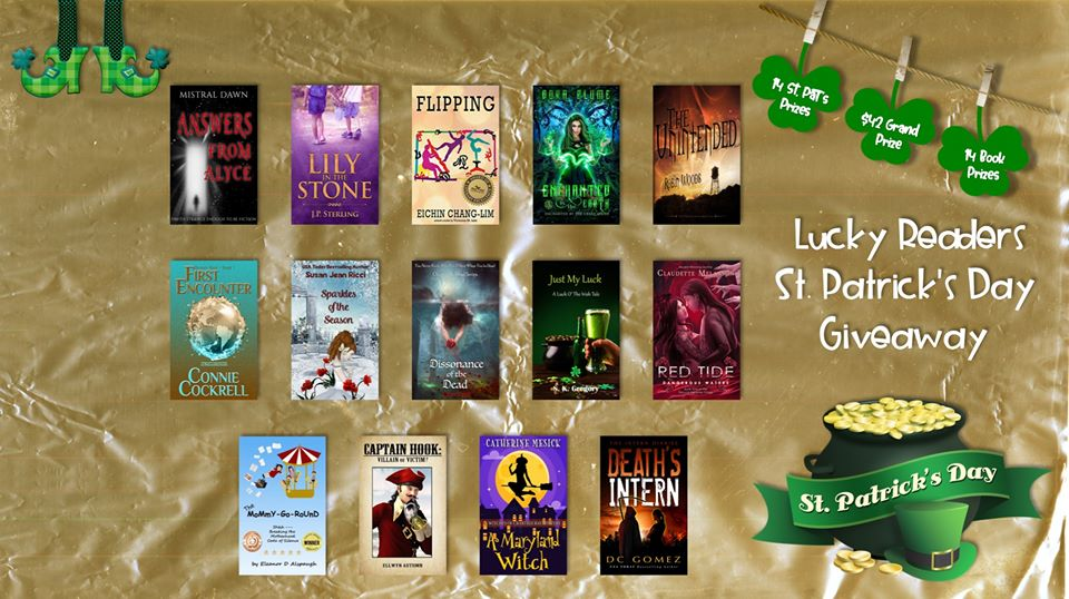 #StPats #Giveaway! $42 #Cash #Grand #Prize! #Free To #Enter!  https://mistralkdawn.blogspot.com/2020/02/stpats-giveaway-42-cash-grand-prize.html…  #contestalert #prizes #freebies #booklovers #Contest #raffle #freestuff #freebooks #bookworms  #money #swag