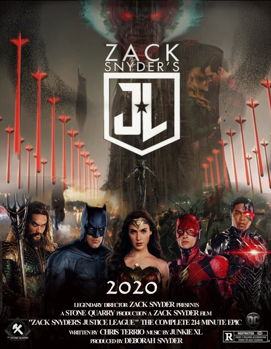 I cant wait for the Snyder Cut of Justice League #ReleaseTheSnyderCutpic.twitter.com/APb2C7rerc