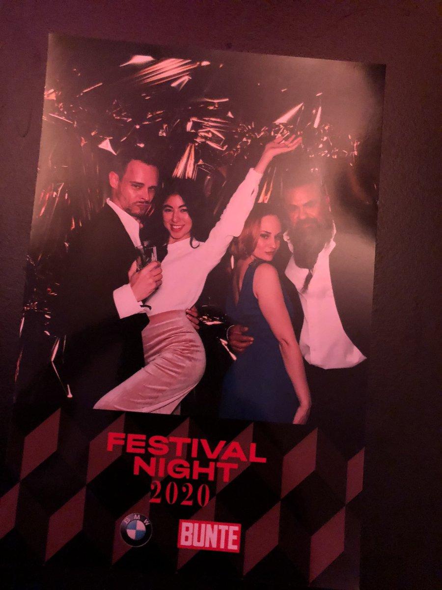 Yesterday night! #berlinale @BUNTE @FS_Agentur #fysespañapic.twitter.com/oZ6yaVTDIZ