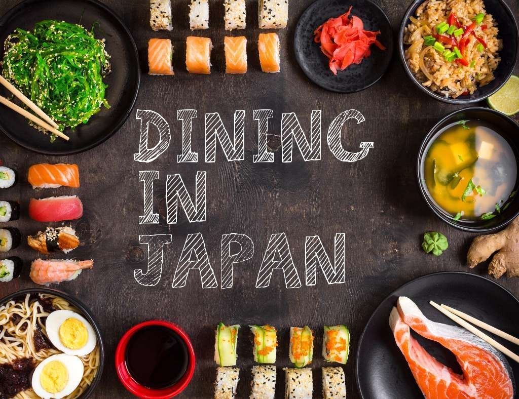 Japan's Dining Experiences You Don't Want to Miss ➜ https://buff.ly/345DmMJ  #Japanfood pic.twitter.com/Vi9HUmlNYP