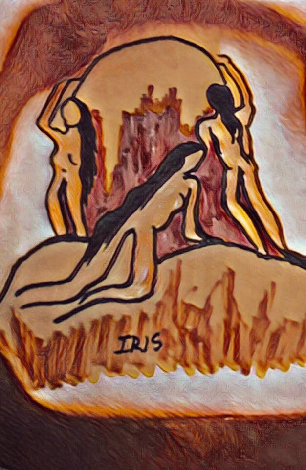 The Daughters of Sun  painted by @IRISUNART #irisunart #art #artistic #artist #arte #artsy #arts #painting #paintings #paint #watercolor #watercolors #instartist #instalove #instalike #galleryart #onlinegallery #fineart #instalove #instalikepic.twitter.com/HYsWR0wdxK