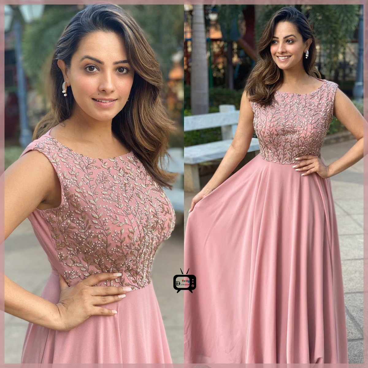 Gorgeous Anita Hassanandani #AnitaHassanandani #Naagin4  #AnitaHassanandaniReddy #Vishaka #Vish  #Naagin3 #Shagun #YHM  @TellyDeewanepic.twitter.com/uhrx4C6kWd