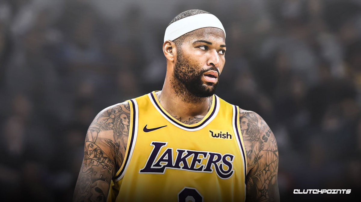 Please read my short write-up on DeMarcus Cousins!                        #Lakers #LakersNation #NBA #demarcuscousins