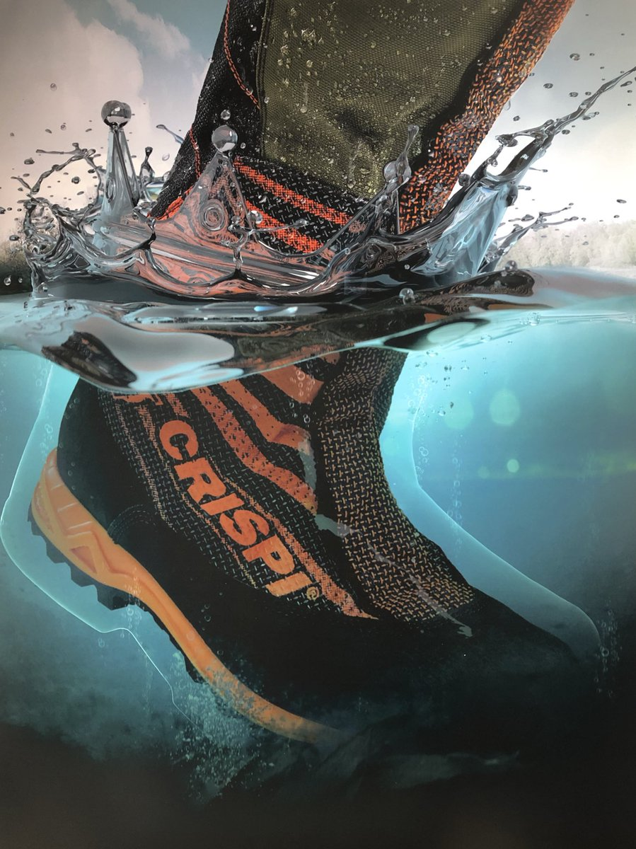 Crispi Highland Pro Boots we're launched to the UK last week at the @BritishShooting Show. #crispi #crispiboots #shootingshow #hunting #stalking #countrysportspic.twitter.com/wv3bxgMtDw