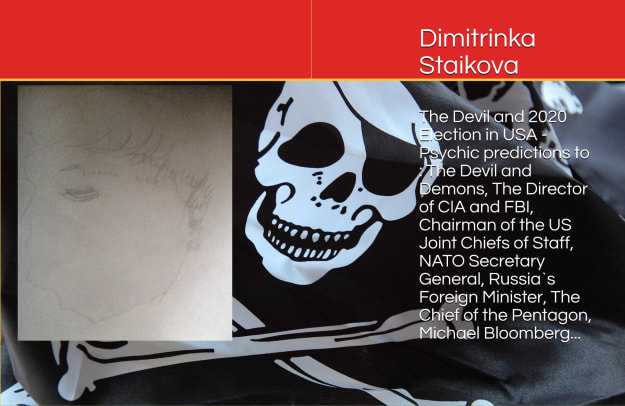 Media Confirmation  of  : #MichaelBloomberg getting black support and focus on #gay rights (#LGBTQ) – February 2020 – as predicted by #Clairvoyant Dimitrinka Staikova in her #​book published December 20, 2019 : The #Devil and…