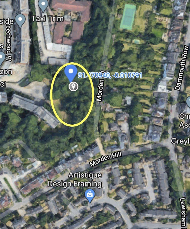 @mentalmapping @mikelondonse @joe_beale @wobblygreen @lewisham_se13 East end of Lethbridge estate https://t.co/GGJc6bKNg8