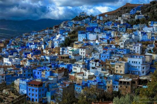 #Pérola #Azul #da #Cidade #Azul #Chefchaouen #Tours #Marrocos.  #Perla azul de la #ciudad azul Chefchaouen Tours #Marruecos.  #Blue #Pearl of the Blue #City Chefchaouen Tours #Morocco.  #ToursnoMarrocos