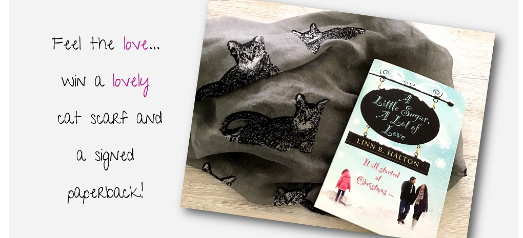 🌷 Sign up for my quarterly newsletter over on my *NEW* website by midnight 29 February 2020 - one lucky winner will receive a signed paperback and a gorgeous cat scarf. #competition #paperback #romance #feelgood happy-ever-after... http://bit.ly/37BGNN1