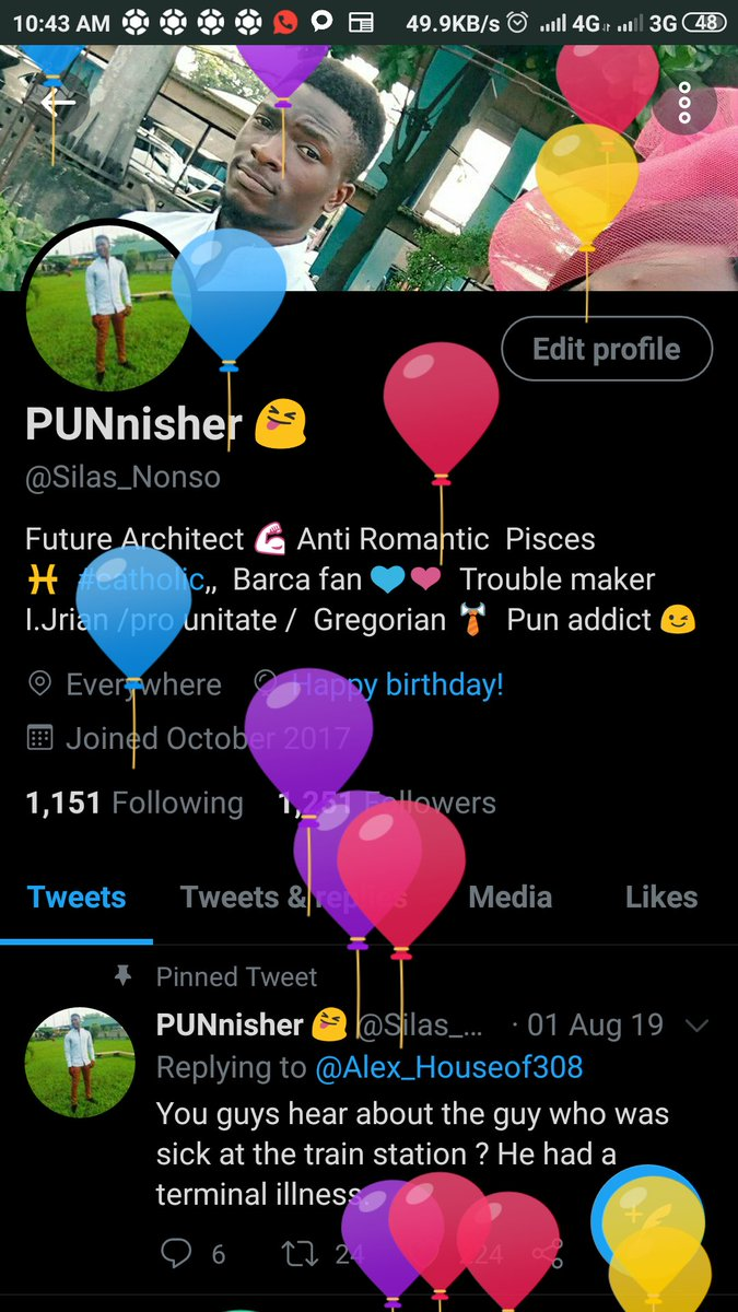 It's my birthday today, please say a prayer for me