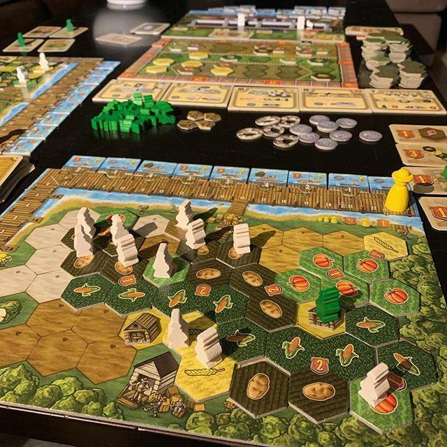Game 86/2020 #andanotheryearofgames #riverboat #mayfairgames #bgg #boardgames #boardgamenerd #boardgamesofinstagram #tabletopgames #gamenerd https://ift.tt/38LnjWupic.twitter.com/8hG5Ud6ono