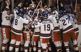 """40 years ago today """"Do you believe in miracles?? """"Yes!"""""""