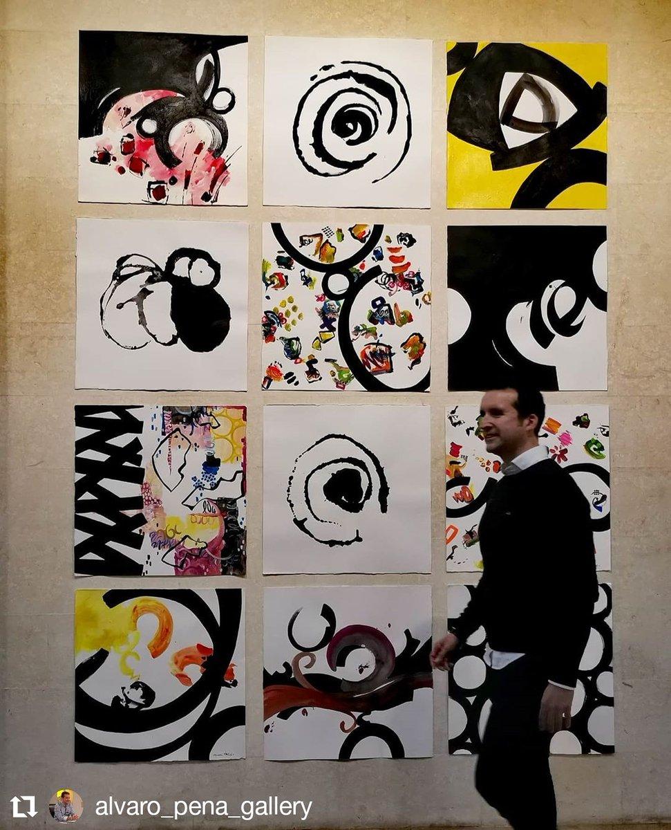 """#Repost @Alvarodibujante • • • • • • Exposición """"Las flores del bien"""" en #MuseoSiyasa #Cieza  #Art #Contemporaryart #Artist #Arte #Studioart #Gallery #Galleryart #Alvaro-peña.es #Diseño  #exhibition #Arte #Studioart #Kunst #RegionMurcia #RegiondeMurcia #Floraciónpic.twitter.com/LrrhQp11ij"""