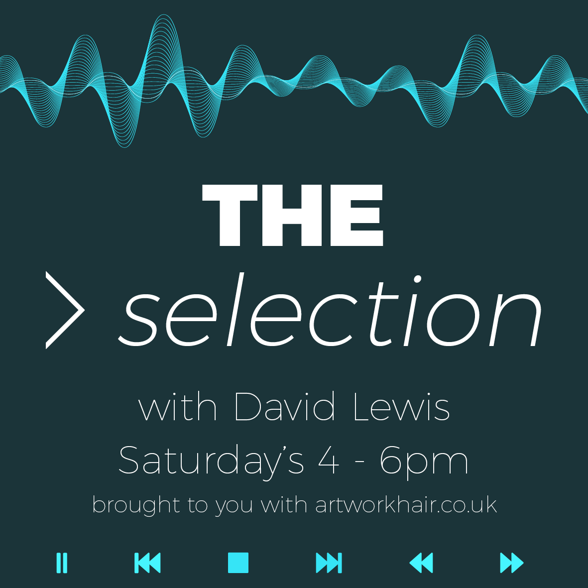 If you are around from 4pm today join me on #TheSelection @solarradio with @ArtworkHair. We've music from the likes of The Jacksons, @ebenet @MusicByKEM @jodywatley @LeelaJames @MicaParisSoul @CorrineBaileyR listen live regional DAB, Solar apps TuneIn onlinepic.twitter.com/wOOskVTe3Q