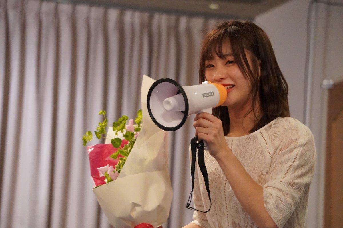 【🧸ただいま 恋愛中公演🧸】#深川舞子卒業公演約8年半応援してくださり誠にありがとうございました😊1期生の中ではみんなの妹、後輩にとってはみんなのお姉さん的存在でした✨#深川舞子 のこれからに沢山の幸せが舞い込みますように♪#HKT48 #ただいま恋愛中公演チームTIIマネージャー K