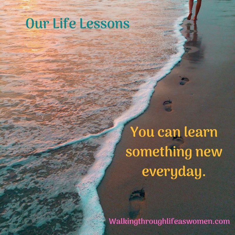"""you can learn something new everyday"" 🙏 #new #learn #daily #bestoftheday #walkingthroughlifeaswomen #clarity #flourish #ourlifelessons #growth #passion"