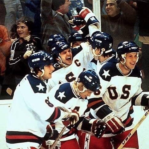 40 years ago today...USA 4, Soviet Union 3...'Do you believe in miracles? Yes!!!'