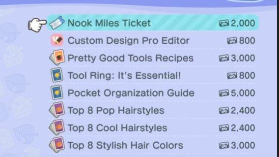 Man kann die Frisuren mit den Nook Miles kaufen. Gibt es dann etwa gar keinen Friseur mehr? pic.twitter.com/oxVc79vP3S