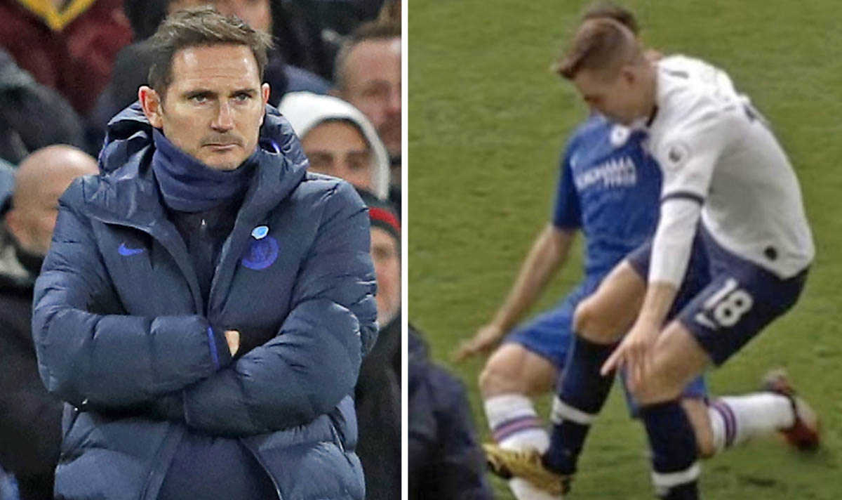 'It is not good enough'  Frank Lampard in scathing attack on VAR after Giovani Lo Celso escaped red card #CFC https://www.express.co.uk/sport/football/1245957/Chelsea-news-Frank-Lampard-VAR-red-card-Stockley-Park-Giovani-Lo-Celso…pic.twitter.com/LbbIET0TJd