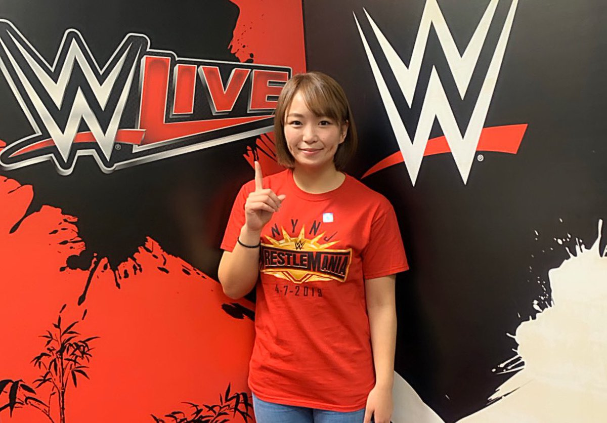 Sareee Confirms Her WWE Signing (Photo)