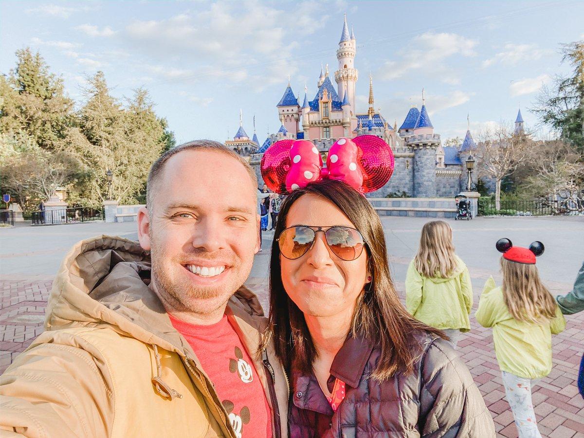 Disneyland Vacation!!