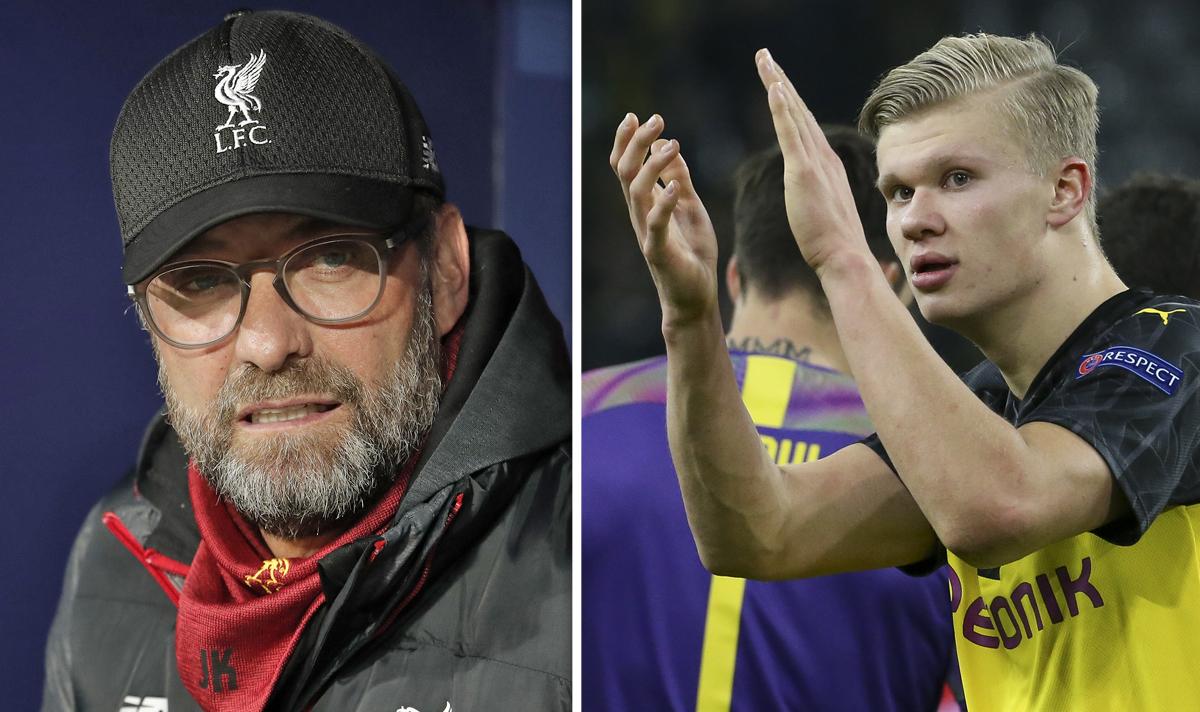 Liverpool boss Jurgen Klopp sides with Man Utd over failed Erling Haaland transfer #LFC #MUFC #BVB  https://www.express.co.uk/sport/football/1245866/Liverpool-news-Jurgen-Klopp-defends-Man-Utd-Erling-Haaland-transfer-decision…pic.twitter.com/lcjzppJPcK
