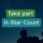 Image for the Tweet beginning: #StarCount is now open! We