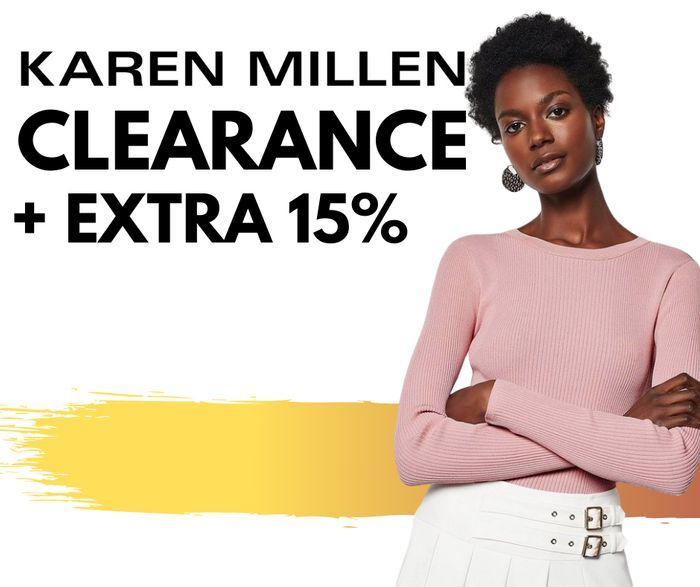 Up to 80% Off at Karen Millen + EXTRA 15% off with a code! 500+ products to choose from across dresses, coats, jackets, knitwear, tops, skirts, trousers, jumpsuits and accessories. Great time to refresh your wardrobe for Spring! -- https://buff.ly/2SOQfHD  Tompic.twitter.com/bz5MerhS6X
