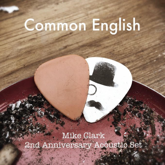 Happy 2nd Birthday to the Common English EP. With some luck you ll have something nice to listen to this week.