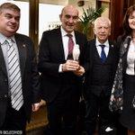 Image for the Tweet beginning: Yunanistan İzmir Başkonsolosu Argyro Papoulia,